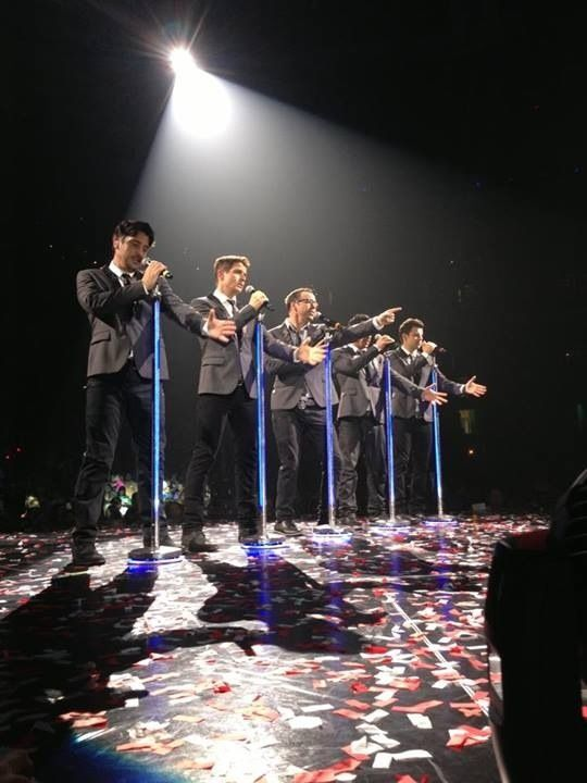 NKOTB... Loved The Package tour tonight! I was a groupie all over again.