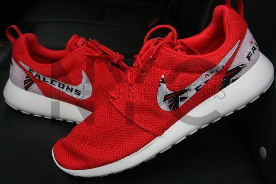 Atlanta Falcons Nike Roshe One Run