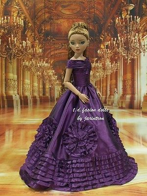Red Capet Style by T D Fashion Doll Outfit for Fr 16 Tyler Toner Ellowyne Doll | eBay. BIN for $199.99.