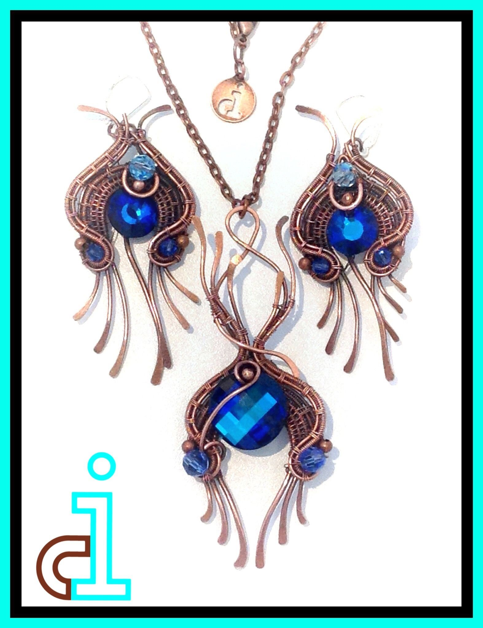 Pin by Andrea Eller on Crafts - Jewelry   Pinterest   Wire wrapping ...