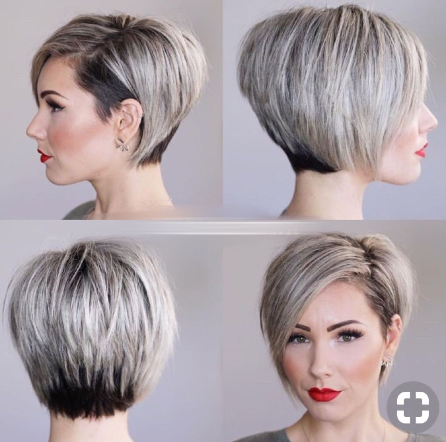 Pin By Mel Ram On Hair Short Hair Styles Easy Short Hair Styles
