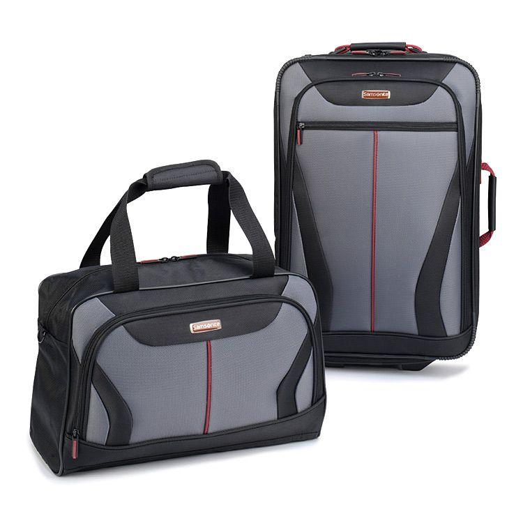Samsonite Uintah Luggage Set Photo Disney Cruise