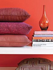 Great balance of color for any room