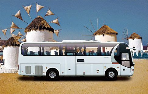 With Daily 5 Services To Delhi From Ahmedabad Including 2 Volvo