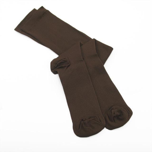 91570409567fba Unisex Medical Compression Socks. david angie Unisex Medical Compression  Socks Women Men Pressure Varicose Veins ...