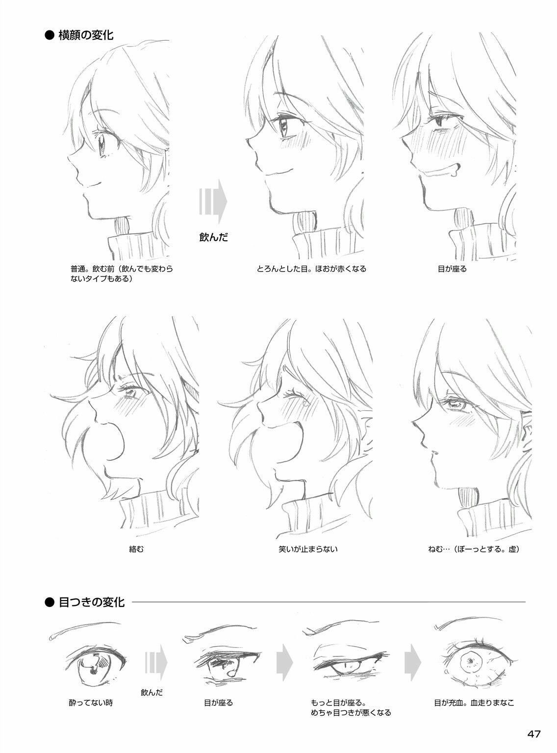 Draw Faces In 2020 Manga Drawing Manga Drawing Tutorials Drawing Expressions