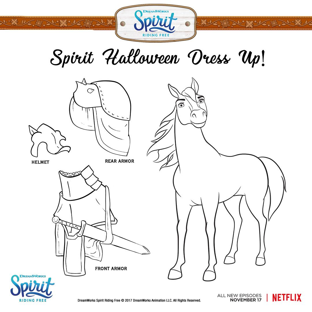 Spirit Is Ready To Gallop Into Halloween Pals Print Out And Show Us Your Creations In Free Halloween Coloring Pages Spirit Halloween Halloween Coloring Pages [ 1080 x 1080 Pixel ]