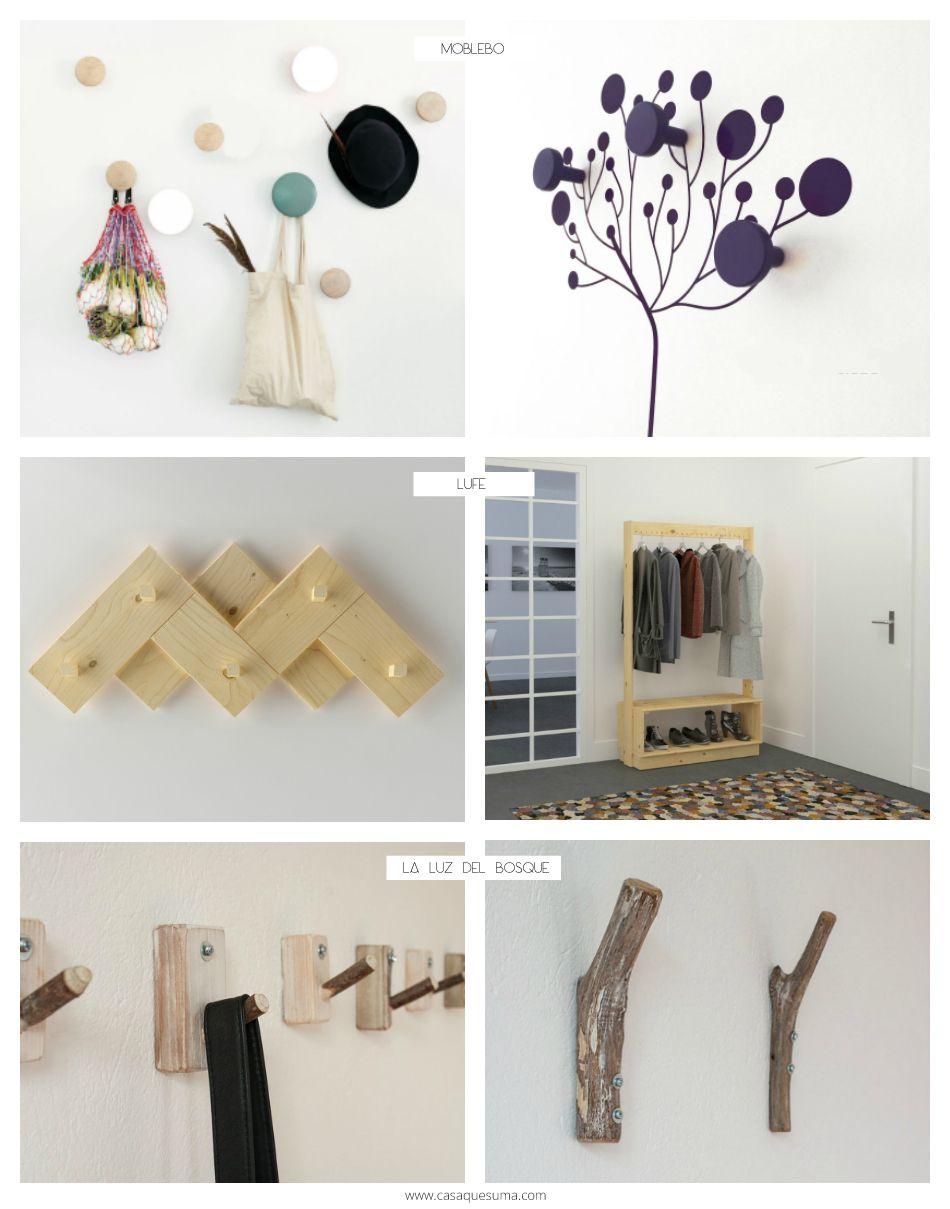 Colgadores Y Percheros De Madera Y Ramas Sostenibles Ecodise O  # Muebles De Madera Sostenible