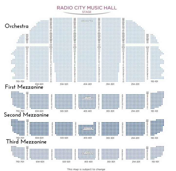 Buy Radio City Christmas Spectacular Tickets