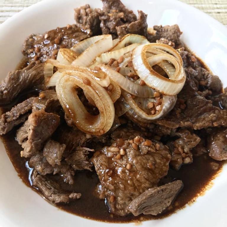 Bistek Tagalog Recipe Pilipino Food Recipe Bistek Recipe Filipino Recipes