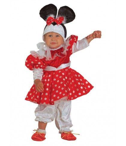 Ποντικούλα μπεμπέ για μωράκια minnie mouse  78e89381b74