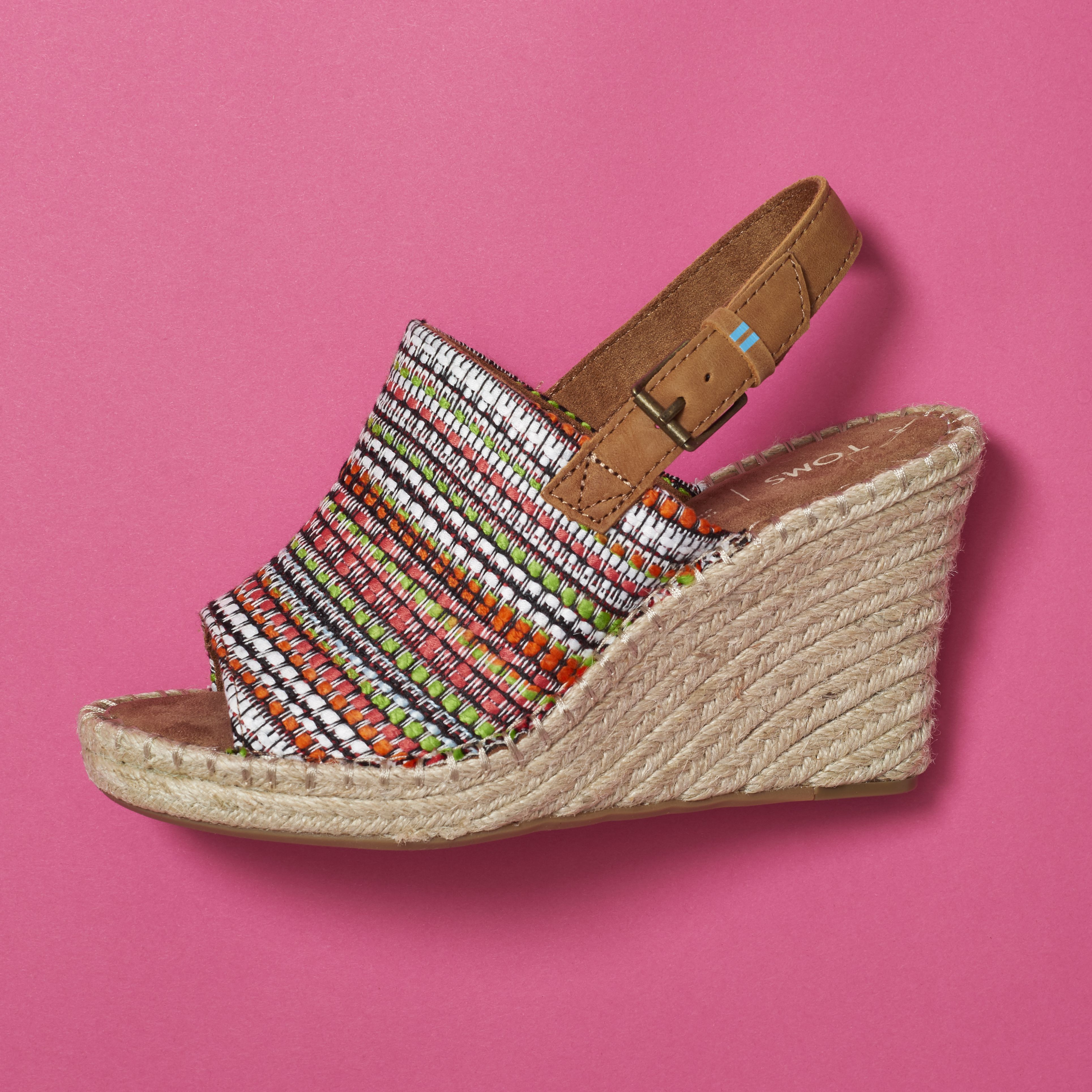 Toms for One, Toms for All! Shop Summer