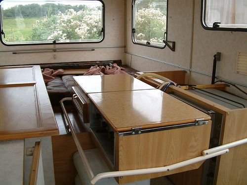 esterel folding caravan ethel the little folding caravan pinterest caravane et caravane. Black Bedroom Furniture Sets. Home Design Ideas