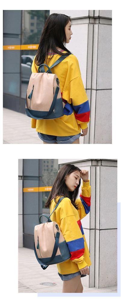 Waterproof Casual Women Shoulder Bags Backpack