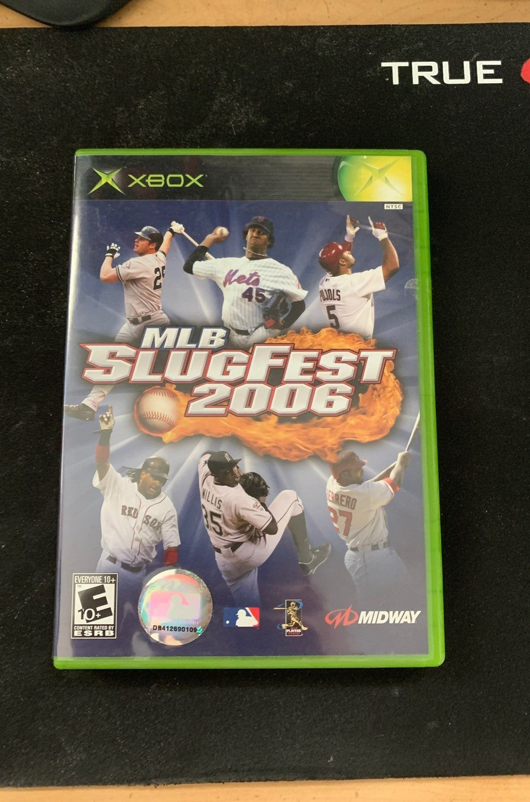 Mlb Slugfest 2006 For Xbox Baseball Cards Cards Xbox