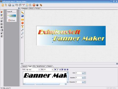 EximiousSoft Banner Maker 5.10 Full Version Free Download ...