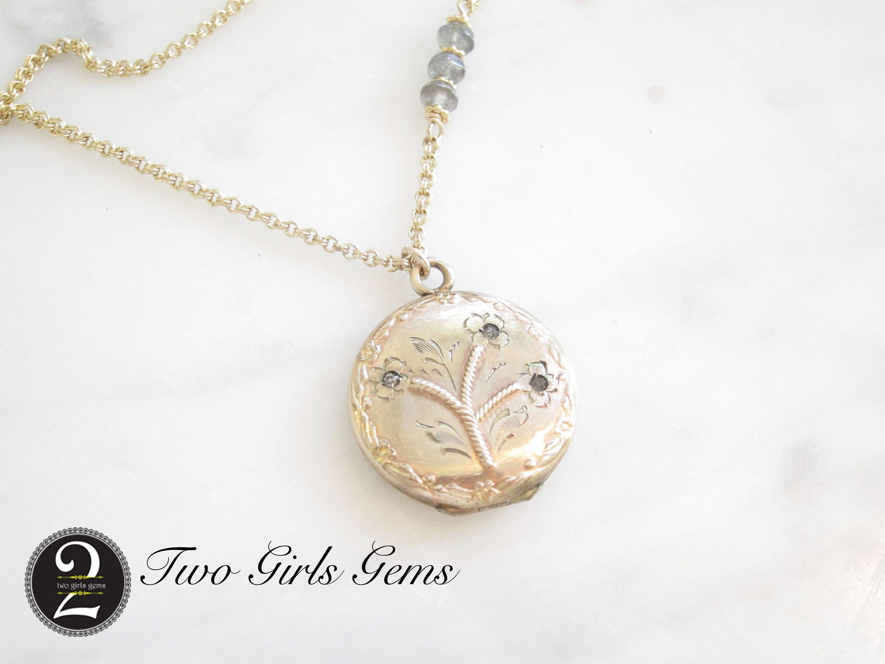 flora lockets watches locket thailand product shipping necklace oval silver engraved tropical jewelry free handmade overstock girls today