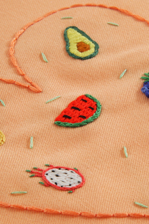 Baobap Amor frutal - diseño   Embroidery   Pinterest   Amor, Bordado ...