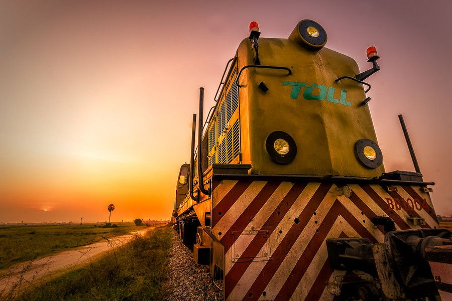 Trains, trains and trains by BDV  on 500px