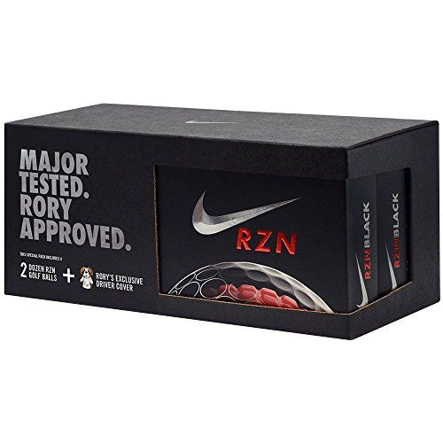 Nike Rzn Black >> Golf Balls Ideas New Nike Rory Mcilroy 2 Dozen Nike Rzn Black Golf