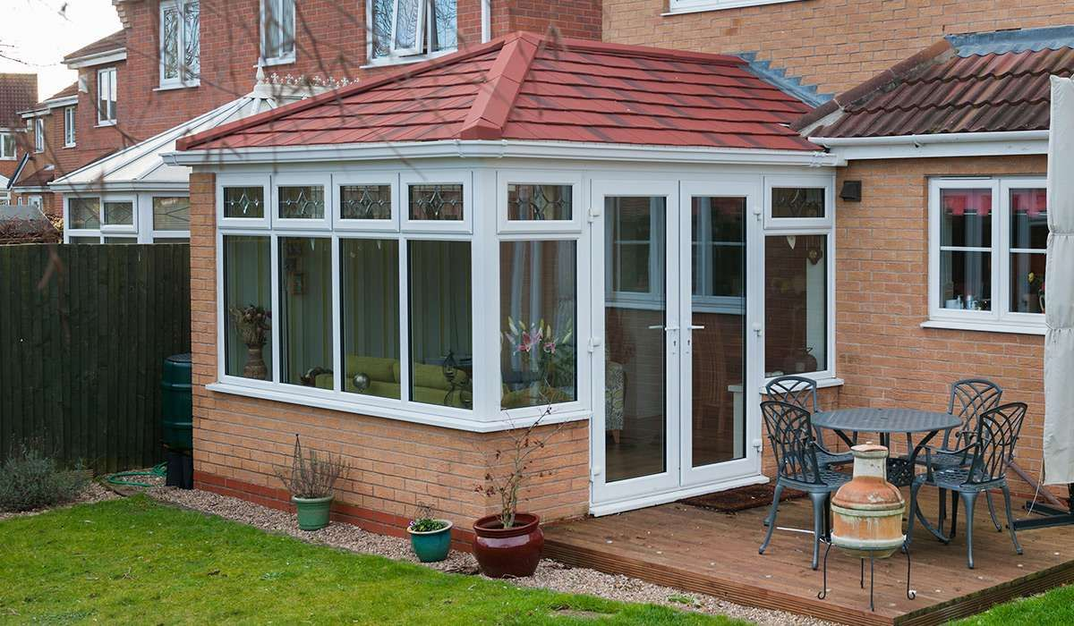 Solid Roof Edwardian Conservatories Guardian Warm Roof