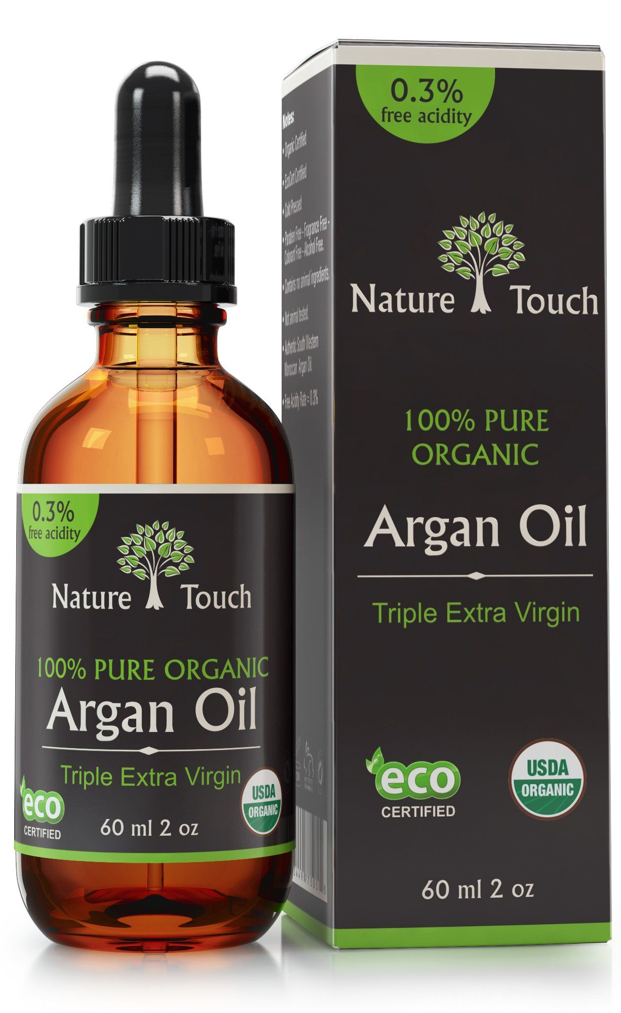 Nature Touch Argan Oil Hair Moroccan,for Face