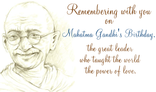 Get the Happy Mahatma Gandhi Jayanti Speech & Essay in English, Urdu