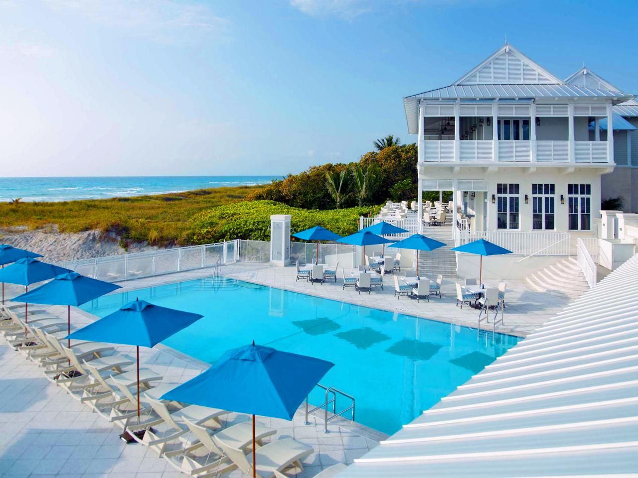 Florida S Best Beachfront Hotels Travelchannel