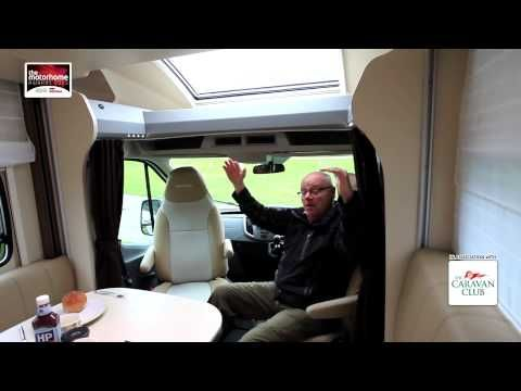MMM Motorhome of the Year Awards 2015 - THE WINNER! Chausson 610 Flash review - YouTube