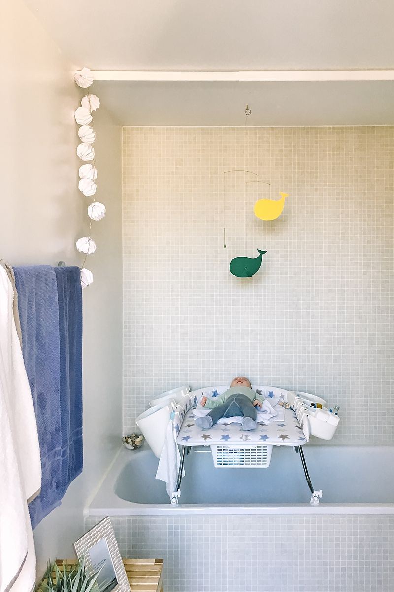 Babypflege Und Wickeln Vom Platzproblem Zur Ideallosung Alltag Als Familie Diy Tipps Tricks Ideen Inspiration Wickeltisch Wickelauflage Wickeln