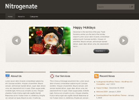 Pin by Nienke Maseland on Style   Wordpress themes   Pinterest ...