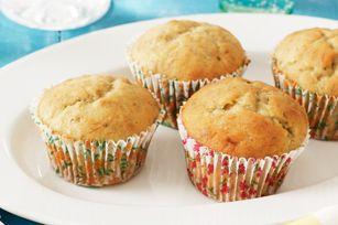 Banana Muffins With Sour Cream Recipe Banana Muffin Recipe Sour Cream Banana Muffins Kraft Recipes