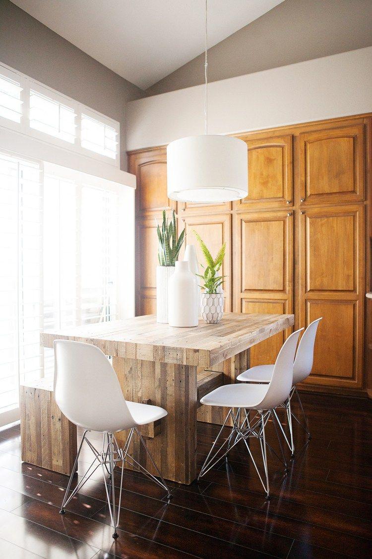 West Elm emmerson table | West elm dining table, Dining room ...