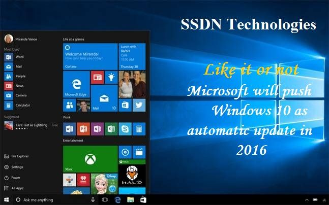 Currently Windows10 Is Available As A Free Update To Users Millions Of Windows 7 And Windows 8 Users Hav With Images Windows 10 Microsoft Windows 10 Touch Screen Laptop