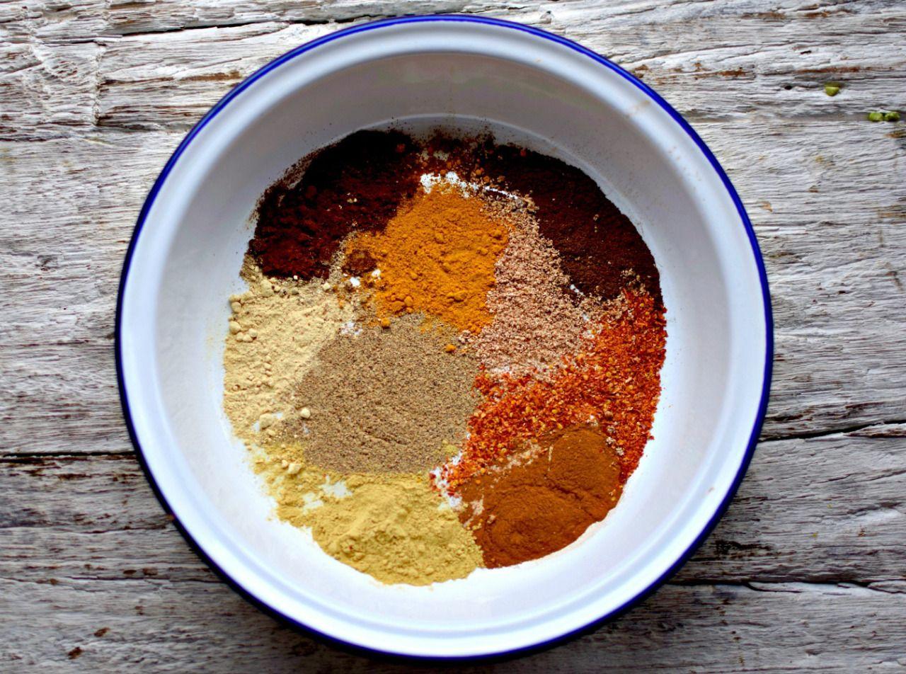 Berbere spiced ethiopian lentil stew recipe mesir wot