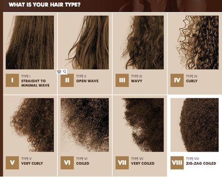 Type de cheveux afro