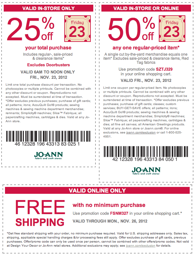 JoAnn Fabric Deal! Promo codes, Coding, Coupon apps