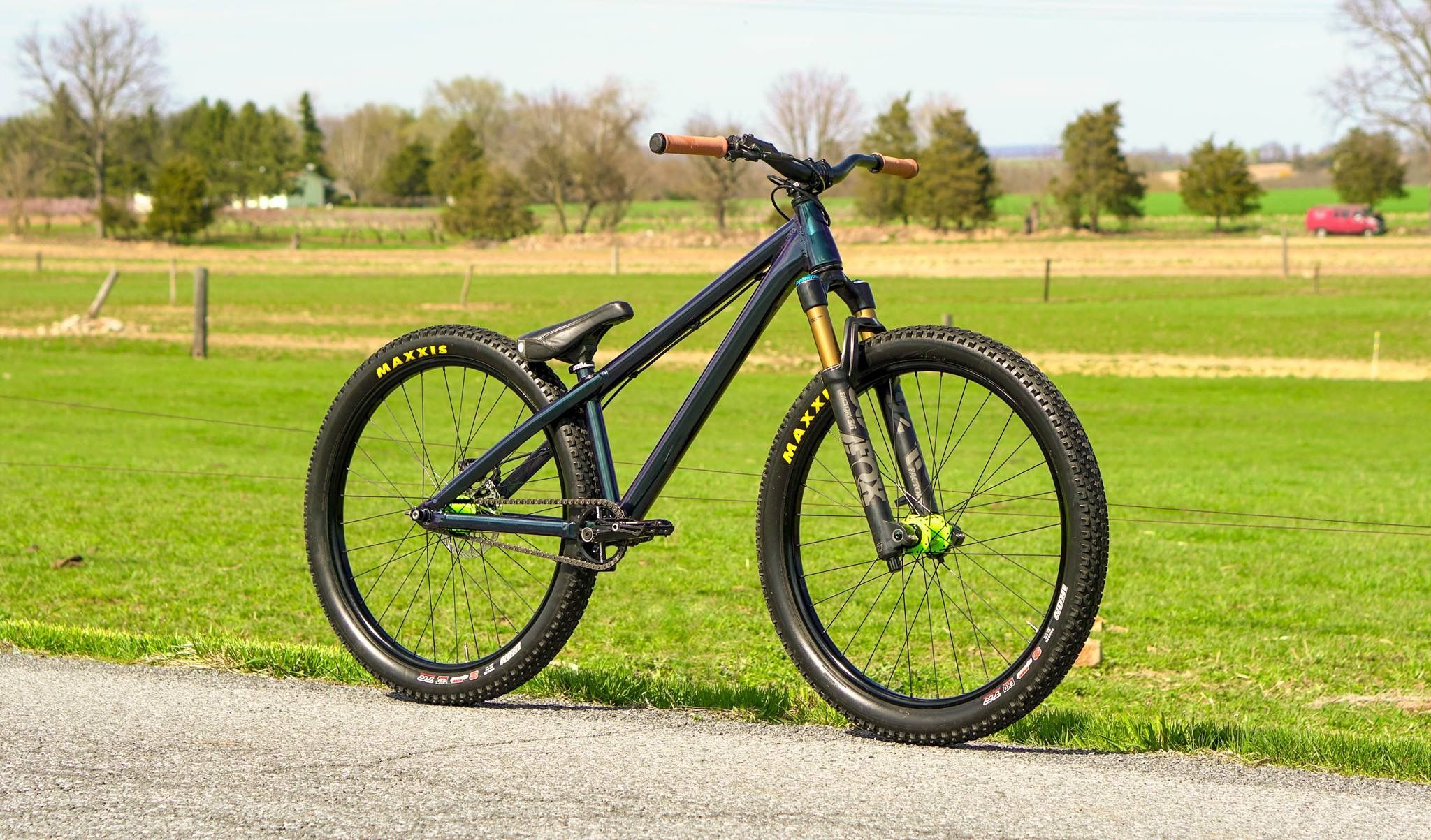 Pedbikes Dj Bmx Dirt Moutain Bike Downhill Bike