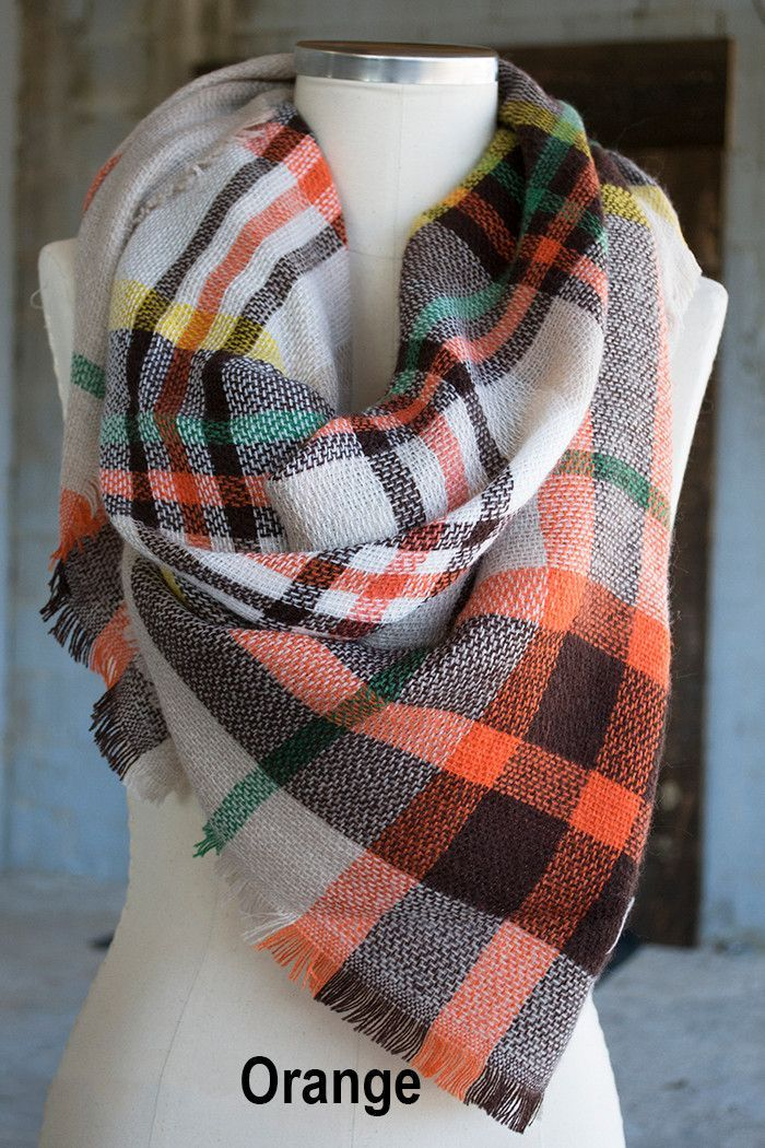 New York Oversized Blanket Scarf With Images Oversized Blanket