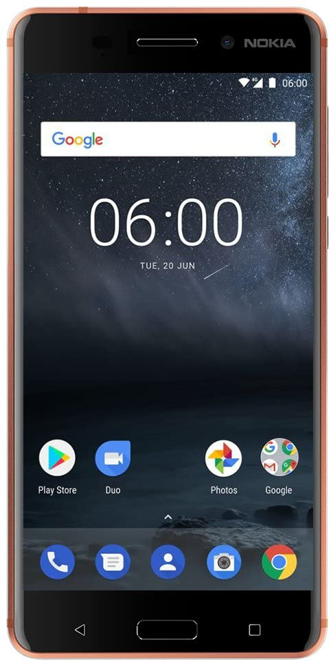 Amazon Com Nokia 6 32 Gb Dual Sim Unlocked Smartphone At T T Mobile Metropcs Cricket Mint Update To Android 9 0 Pie 5 Fhd In 2020 Nokia Smartphone Dual Sim