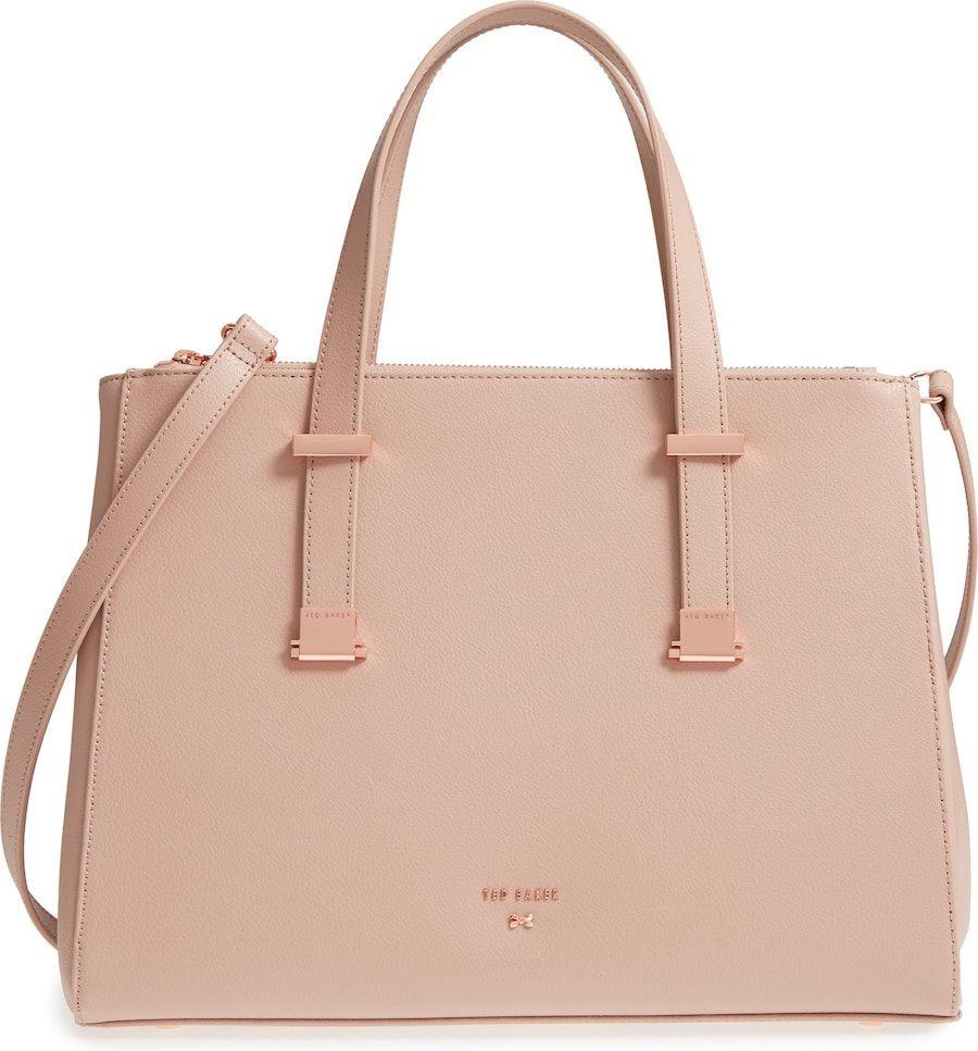 1c820bafda Best designer summer handbags on sale at Nordstrom  Ted Baker London leather  shopper