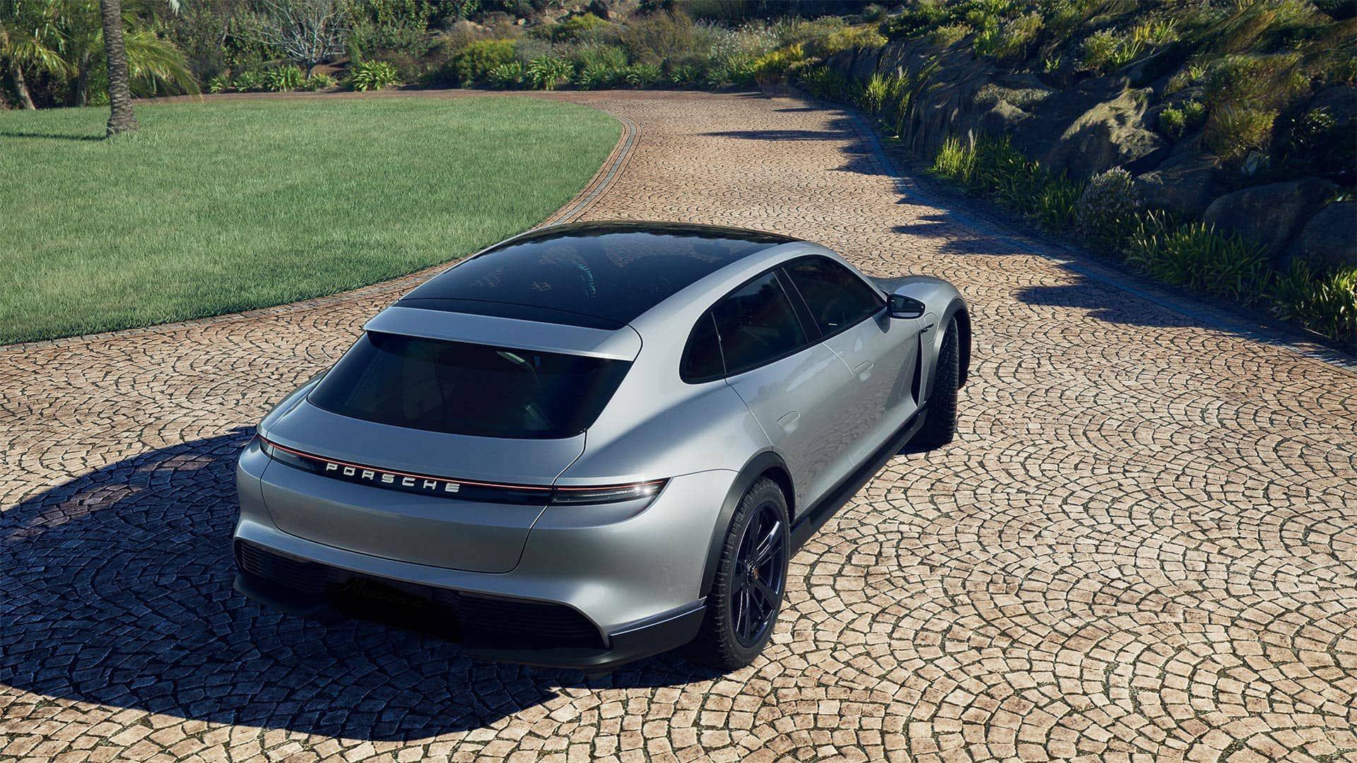 2020 Porsche Taycan Sport Turismo Ev