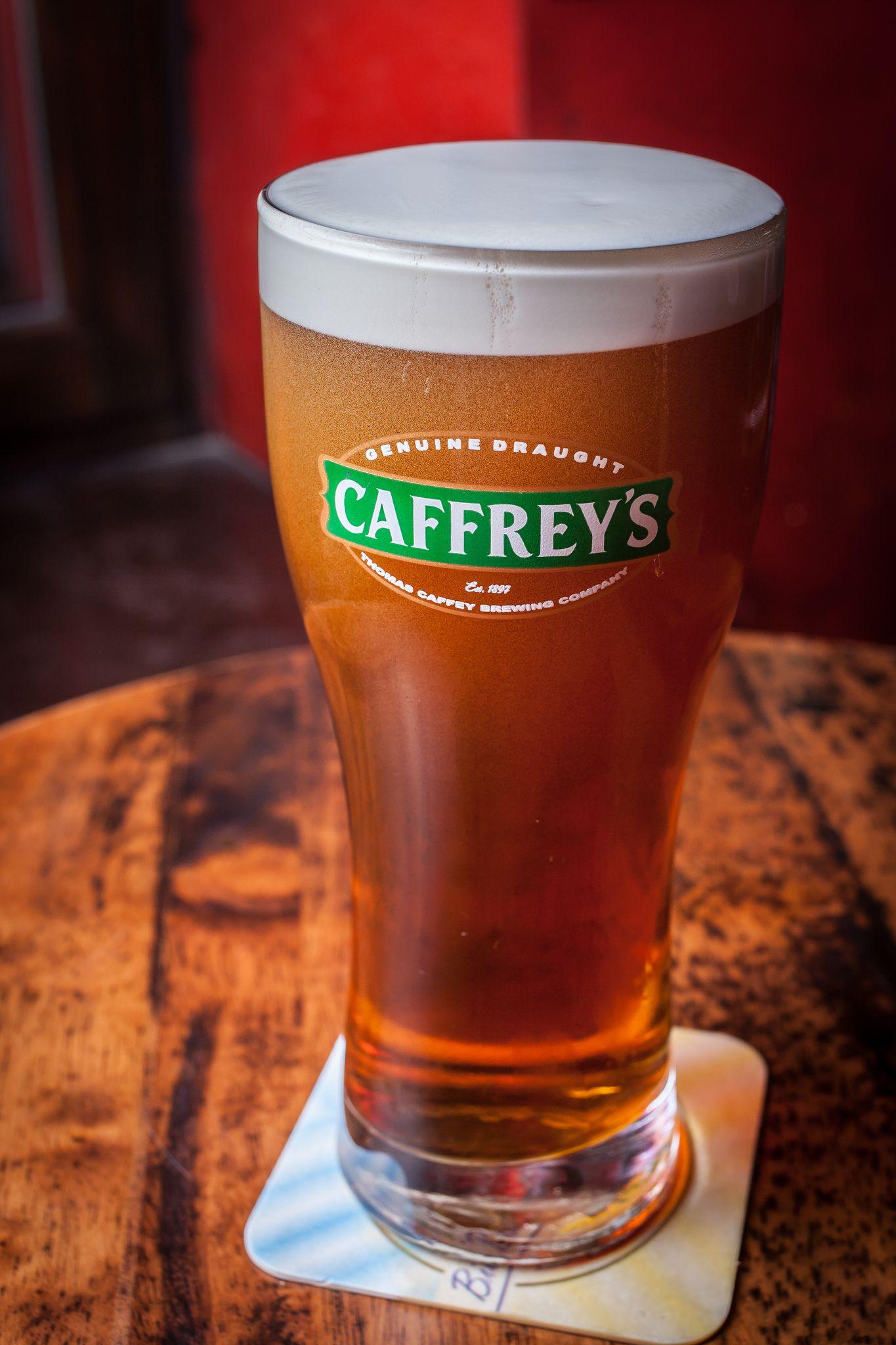 Caffrey S Pilsner Glass Pilsner Glassware