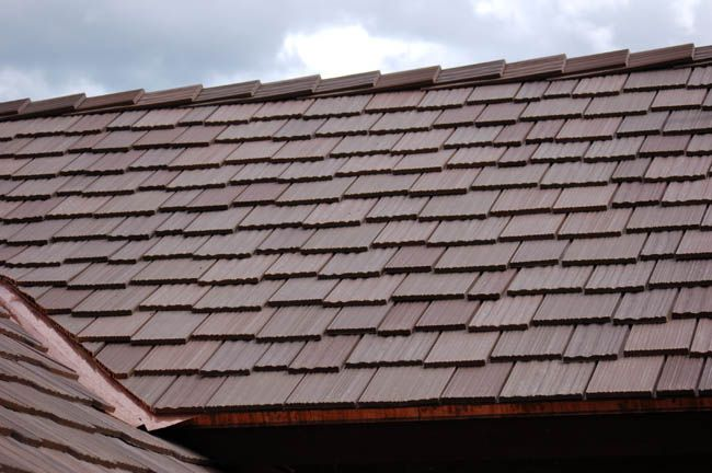 Davinci Shake Staggered Installation Roofing Shake Roof Fire Prevention Week