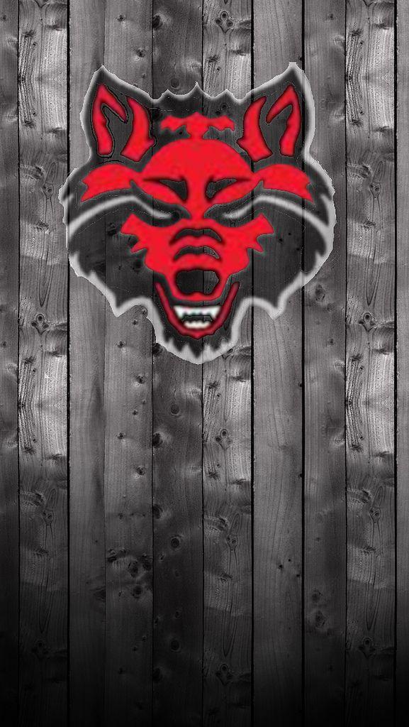 Asu Wallpaper Arkansas State University Arkansas State Red Wolf