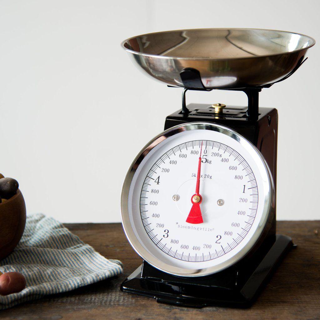 Metal Kitchen Scale Metal Kitchen Kitchen Scale Fixer Upper Decor