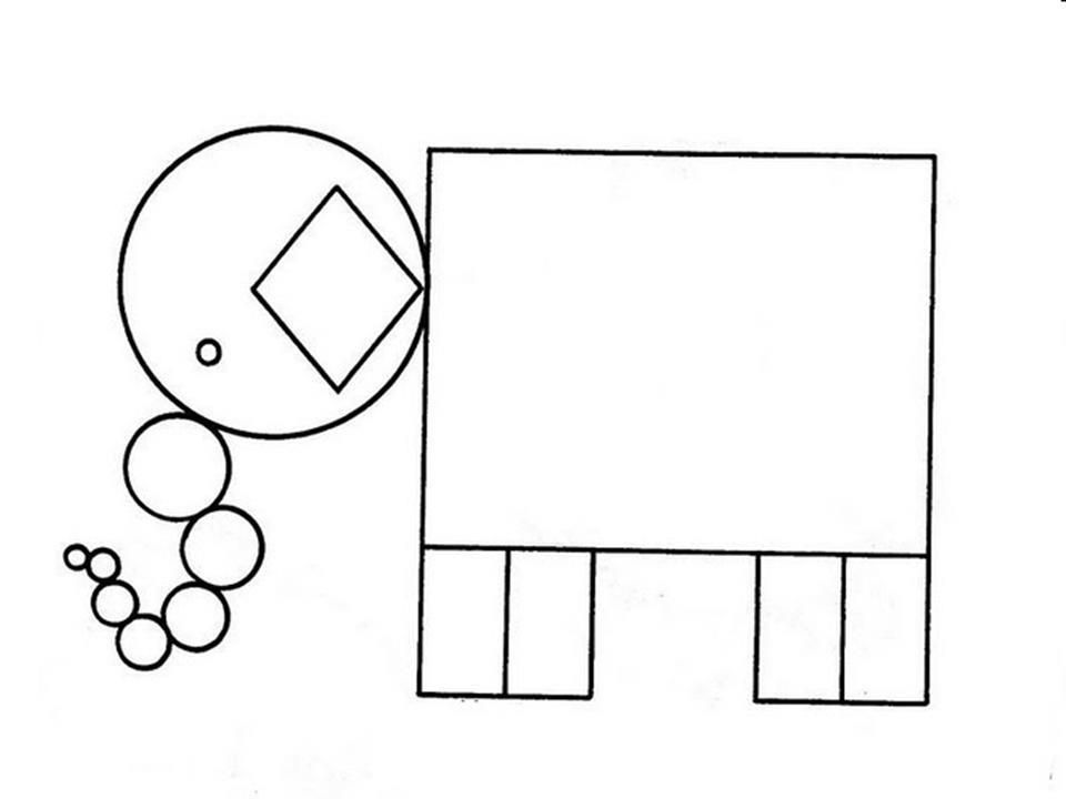 Dibujos Con Figuras Geometricas Dibujos De Figuras Geometricas