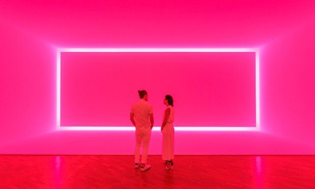 James Turrell: 'More people have heard of me through Drake than anything else'