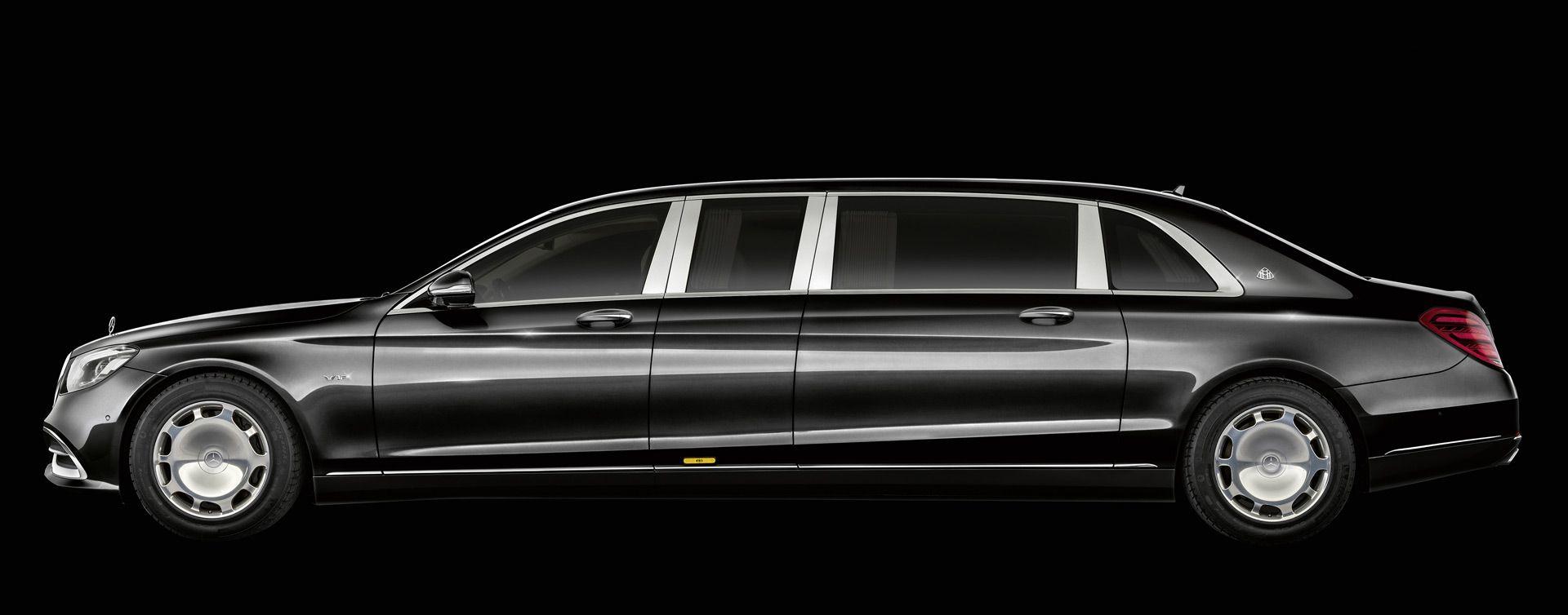 2019 Mercedes Benz Maybach S650 W222 Pullman Guard Limousine