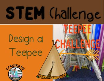 Here is a great way to incorporate the NGSS and STEM education into the holidays. The Thanksgiving Teepee STEM Challenge includes:Prompt questionEngineering ProcessTeacher tipsChallenge rulesEngineering design process recording sheet Parts of a teepee labeling pageResults pagewere you successful graph for primary gradesTechnology tip